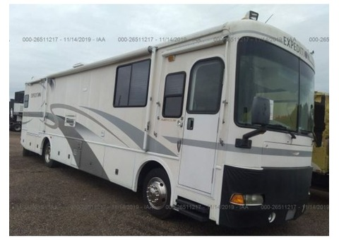 Information needed on Class A motor home from Terry Mississippi